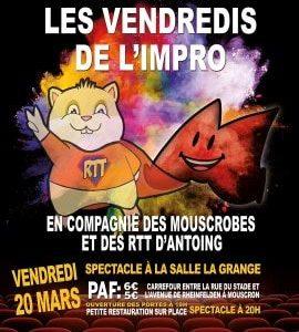 20 mars RTT/Mouscrobes